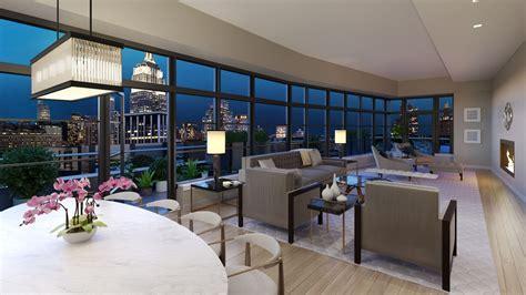 bau haus nyc bauhaus inspired midtown condo debuts its 6 75m penthouse