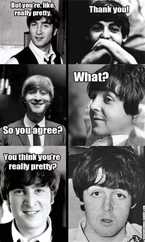 Beatles Memes - best 25 girl beatles ideas on pinterest
