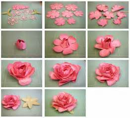 Paper Flower Template 3d by Bits Of Paper 3d Layered And Penstemon Paper Flowers