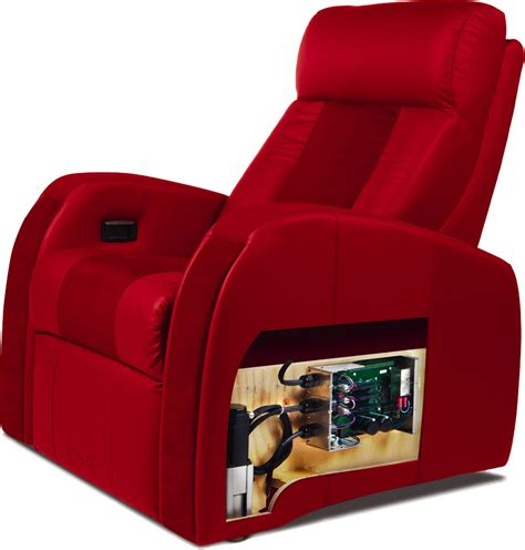 tiered  dbox motion seating kw audio
