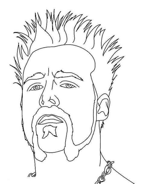 wwe coloring pages john cena freecoloring4u com