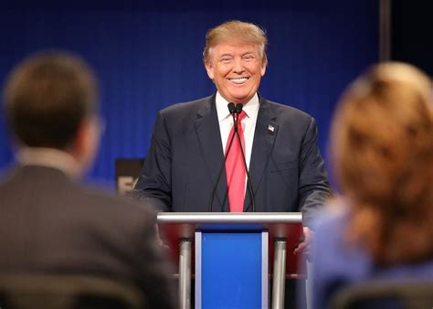 donald trump republican donald trump won the gop debate by beating up on ted cruz