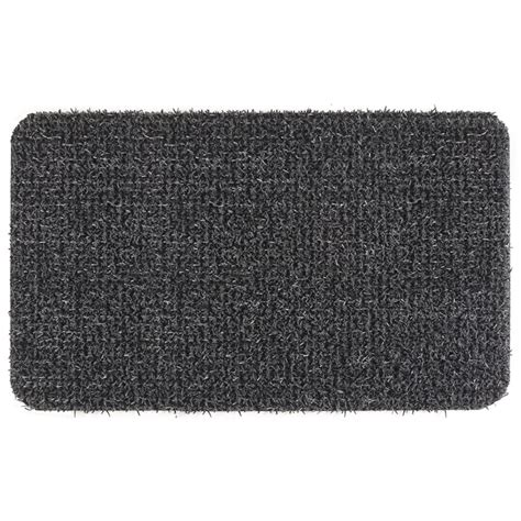 clean machine flair flint 24 in x 36 in door mat