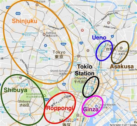 Sections Of Tokyo by Best Place To Stay In Tokyo Our Favourite Areas And Hotels 22places