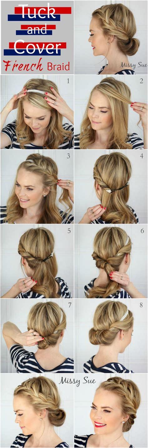 7 easy step by step hair tutorials for beginners pretty 11 easy step by step updo tutorials for beginners hair