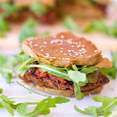 quinoa veggie burger sliders recipe gluten free and vegan
