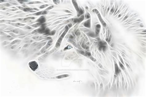 Silver Wolf silver wolf blue eyesm by arcticspirit on deviantart