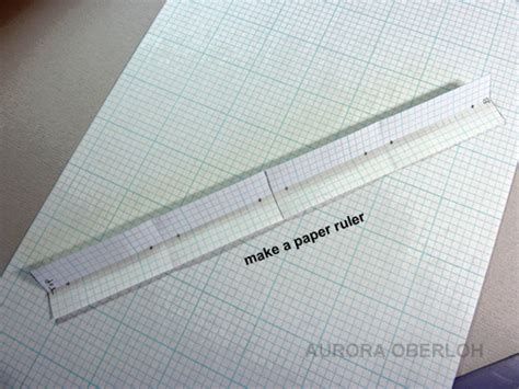 How To Make A Paper Ruler - mossgate journal 2 slip cover phlet stitch journal