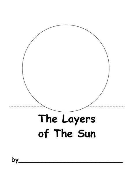sun diagram coloring page parts of the sun diagram black and white www pixshark