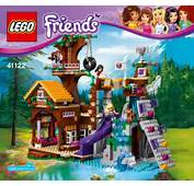 Lego Friends Instructions Childrens Toys