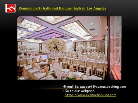 Affordable Mba Programs In Los Angeles by Best Cheap Banquet Halls In Los Angeles