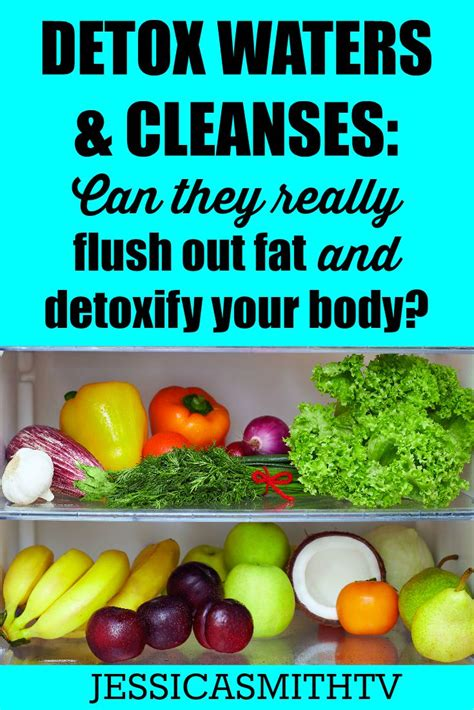 Best Flush Detox by Detox Waters And Cleanses For Weight Loss Can They Really