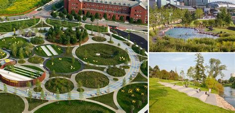 Landscape Types Historical Structures Top 10 Landscape Architecture Projects 2015