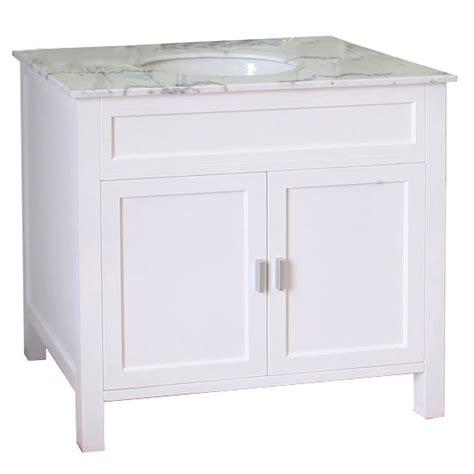36 inch high bathroom vanity 36 inch single sink wood shaker vanity in bathroom vanities