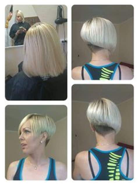 insructions on how to cut inverted bob 1000 images about bob hairdo s on pinterest shaved nape