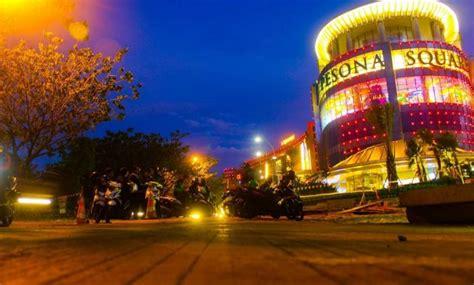 aja  pesona square mall depok tenant hm