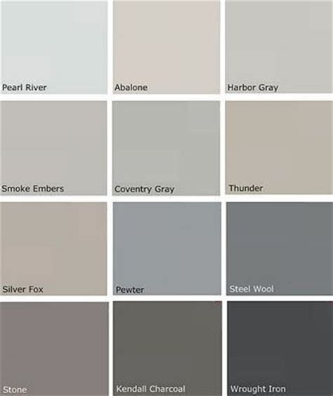 best benjamin gray paint colors i like pearl river 871 this color is part of the