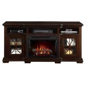 electric fireplace tv stand walmart dimplex tv stand with electric fireplace in cappuccino walmart