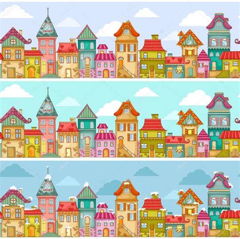 house pattern images houses pattern stock vector 169 ayeletkeshet 35119949