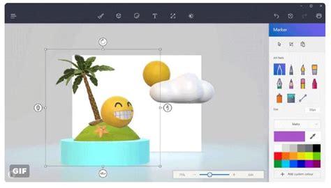 paint 3d microsoft unveils new paint 3d that lets you create
