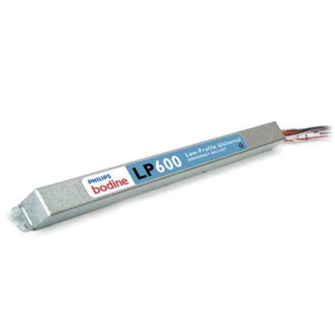 led bodenle bodine lp600 bodine ballast emergency lighting