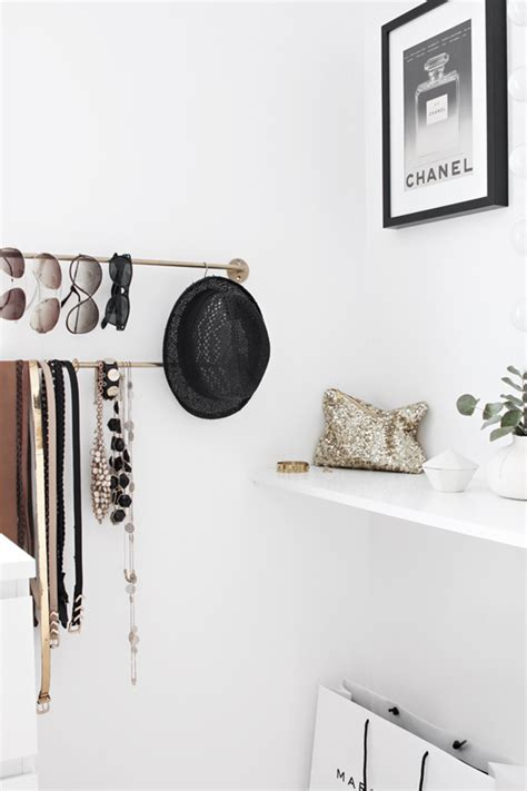 Walk In Closet Ideas On A Budget by Organized Closet On A Budget Simplified Bee