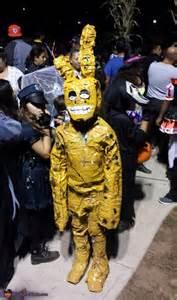 Springtrap bunny costume