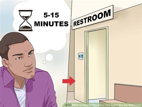 can you use the bathroom with a ton in how to hold in pee when you can t use the bathroom with