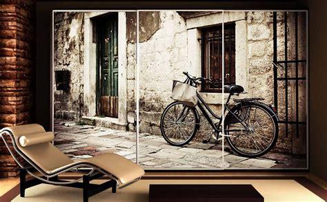 3d Wall Panel naklejka na szaf rower m 211 j magic amp style