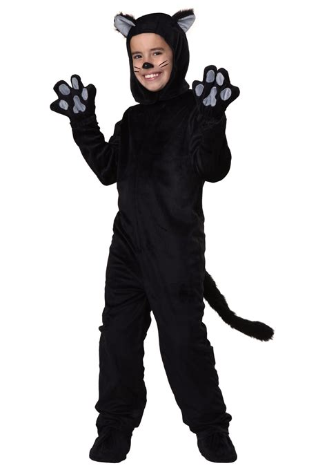 cat costumes child black cat costume
