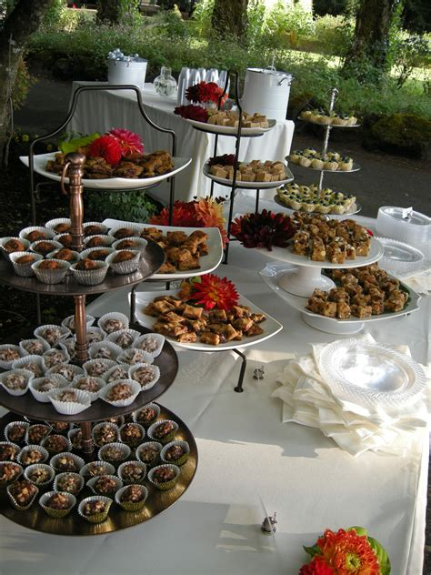 table setups for wedding receptions buffets plans