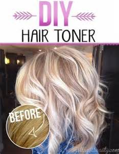 hair toner colors diy hair toner for gorgeous color gottagetbeauty