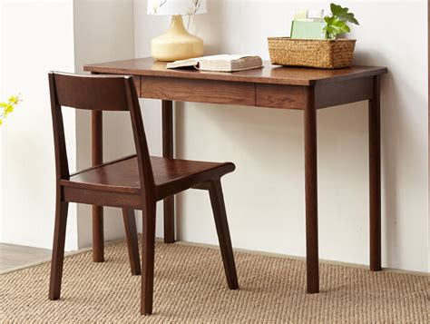 buy solid wood home office furniture small computer desk