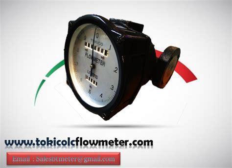 Jual Tokico Flow Meter jual flow meter tokico 3 4 inch flow meter solar type