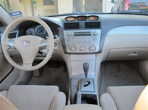 2007 Toyota Camry Interior by 2007 Toyota Camry Solara Interior Pictures Cargurus