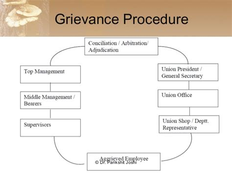 disciplinary and grievance procedures template images