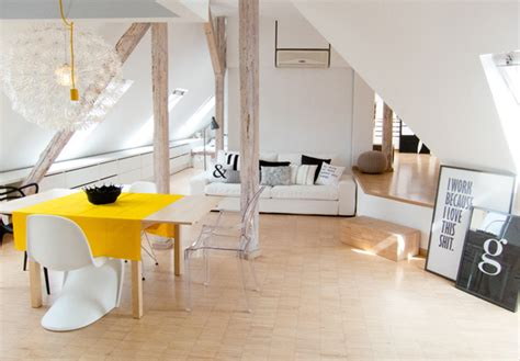 Small House Decorating Blogs by 5 Decorating And Interior Design Ideas From An Attic Flat