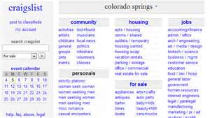 craigslist colorado colorado springs craigslist transaction turns into armed