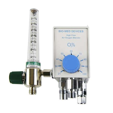 Mixer Oxygen 3 bio med devices