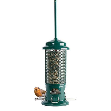 steal the telescope mechanism squirrel buster bird feeder one stop nature shop