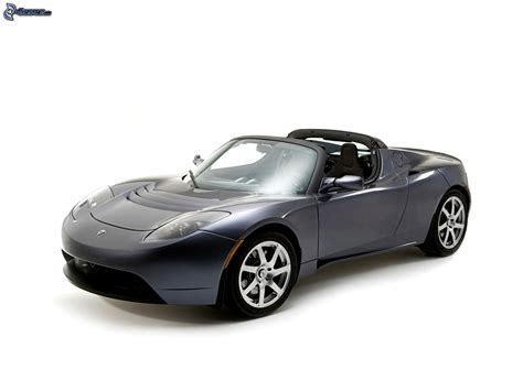 Electric Car Tesla Electric Cars Tesla Roadster Images