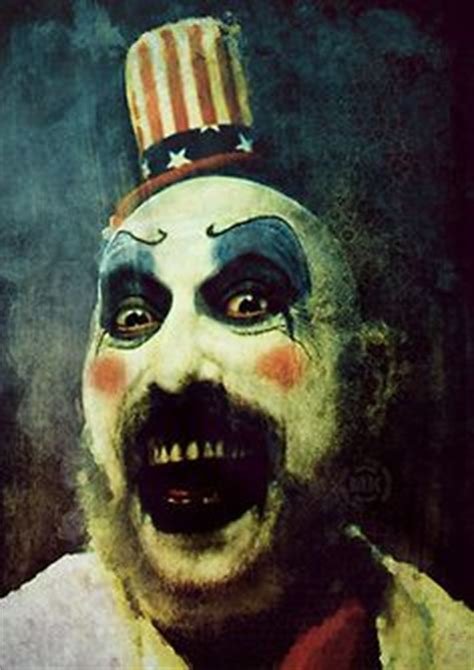 house of a thousand corpses clown rob zombie art on pinterest rob zombie the devil s rejects and devil