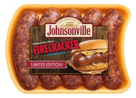 brats sausage firecracker bratwurst johnsonville