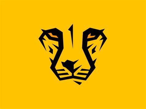cheetah logo by joseph le dribbble