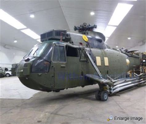 cing equipment sale sea king mk 4 helicopter 77744 mod sales military