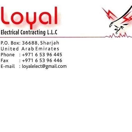 Loyal Electrical loyal electrical contracting llc posts