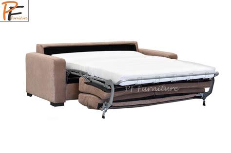 3 seater sofa bed with foam mattress pf furniture