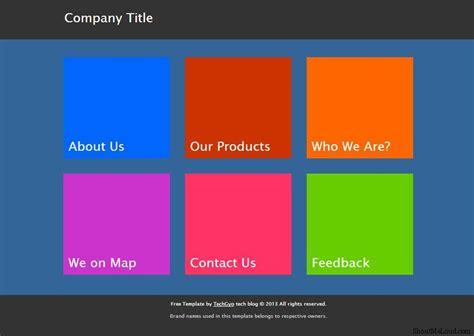free metro ui templates to create windows 8 metro style