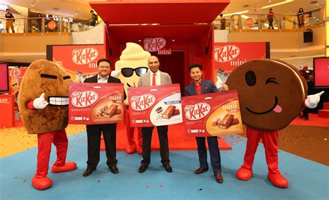 Kitkat Malaysia Cookies And nestl 233 offers new kitkat mini in 3 flavours per my