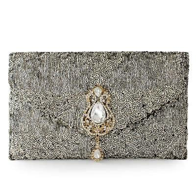 Sequined Clutch sequined clutch evening bag maharani evening bags